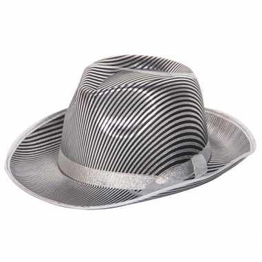 Al Capone hoed gestreept