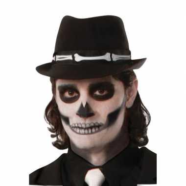Halloween trilby hoed botten volwassenen