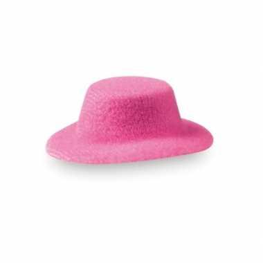 Hoge mini hoedjes clip