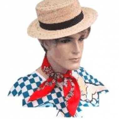 Lou Bandy hoedje