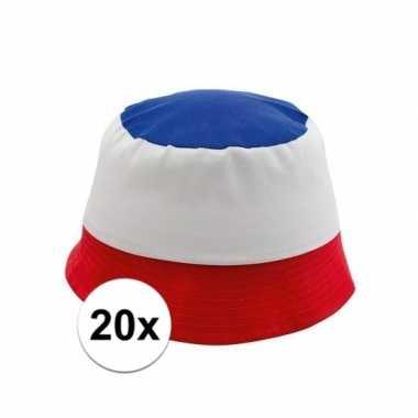 X supporters zonnehoedjes frankrijk 10114691