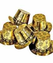 X gouden feest hoeden happy new year 10253967