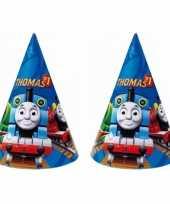 X stuks papieren feesthoedjes thomas trein